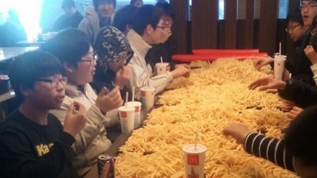 Potato parties