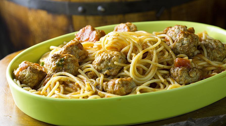 spaghetti-con-polpette