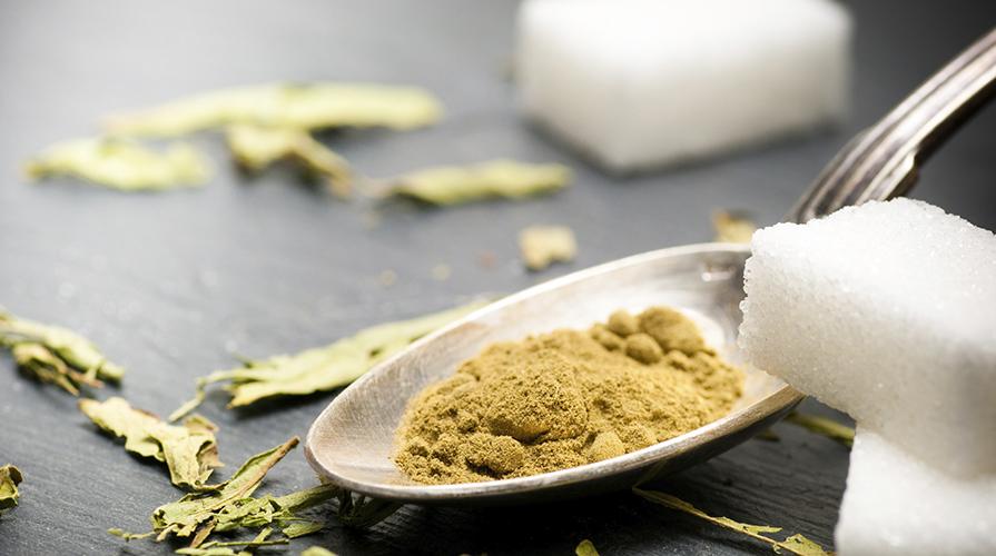Stevia in cucina