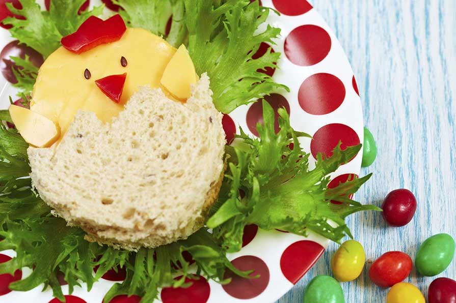 Menù di Pasqua vegetariano