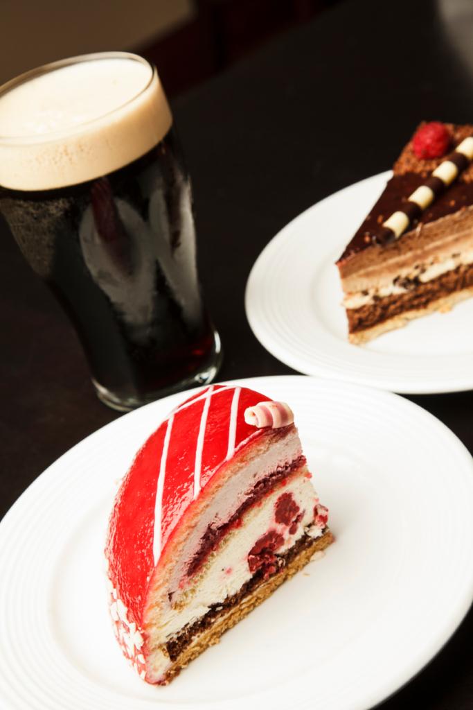 birra da abbinare al dessert