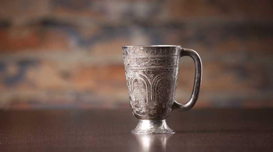 caffè tazza araba
