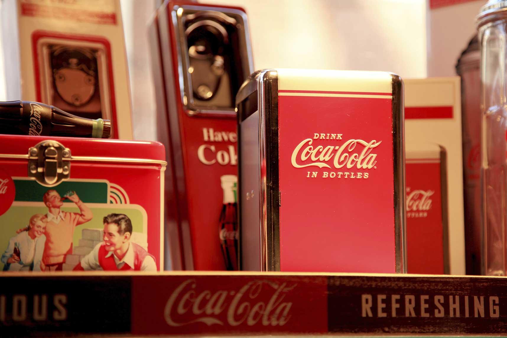 curiosità sulla Coca Cola