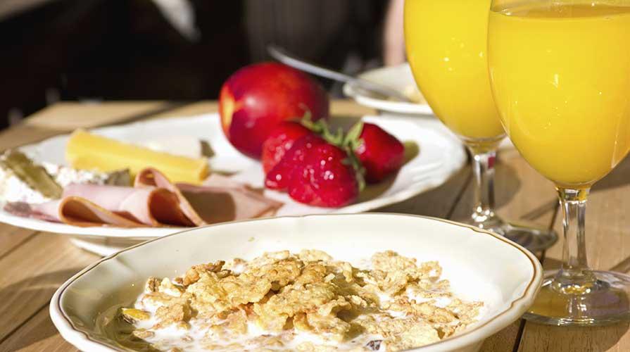 colazione calorica