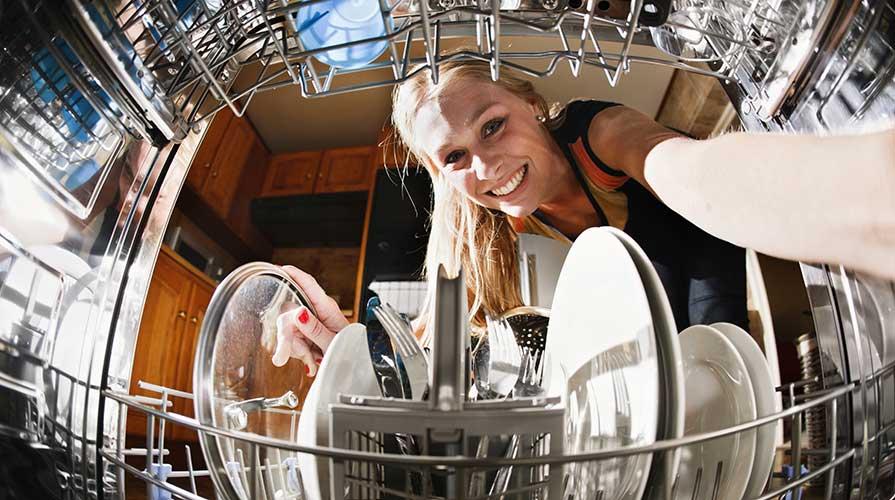 Cucinare con la lavastoviglie