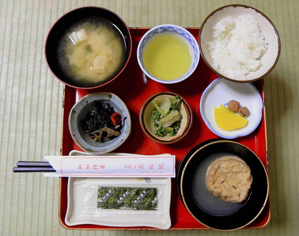 dieta buddhista vegetariana