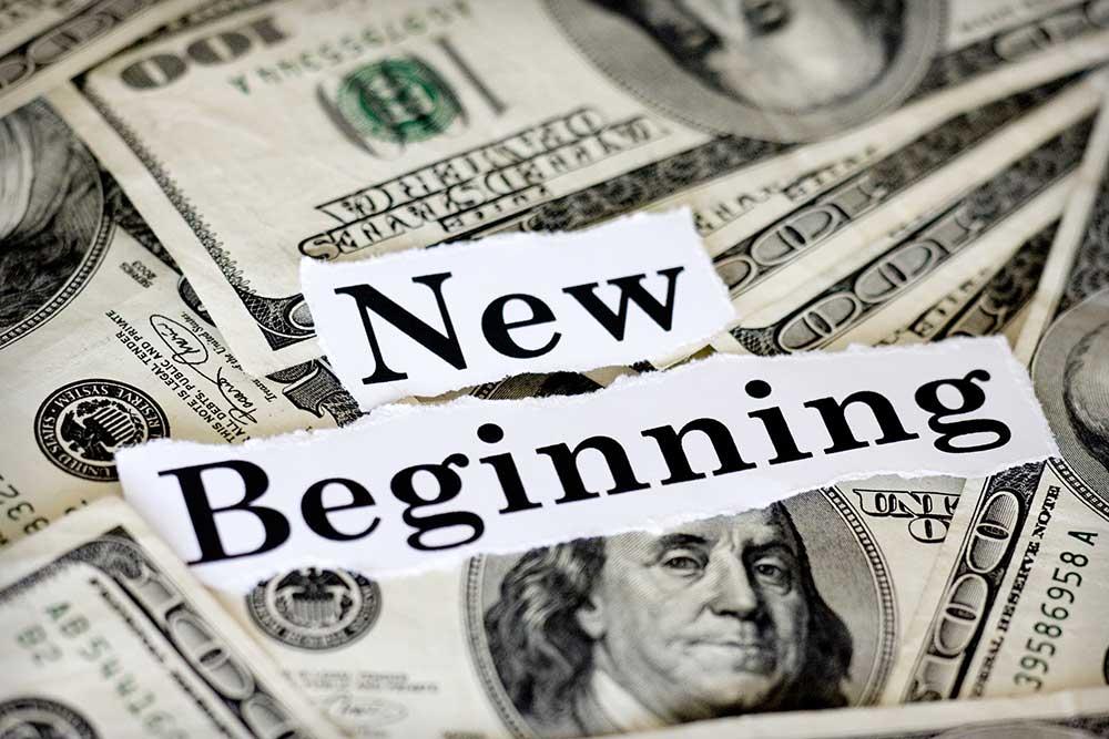 economia nuovo inizio
