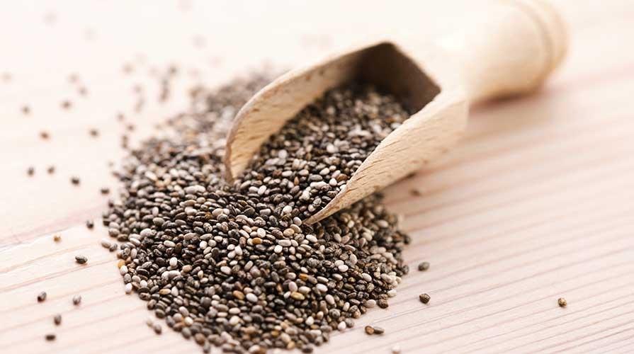 semi di chia origine