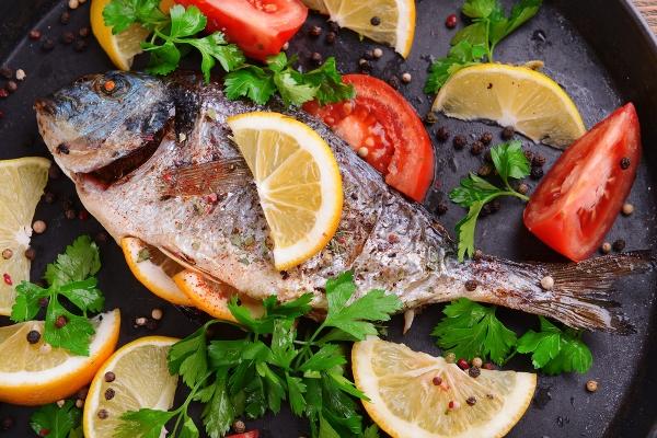 pesce di stagione