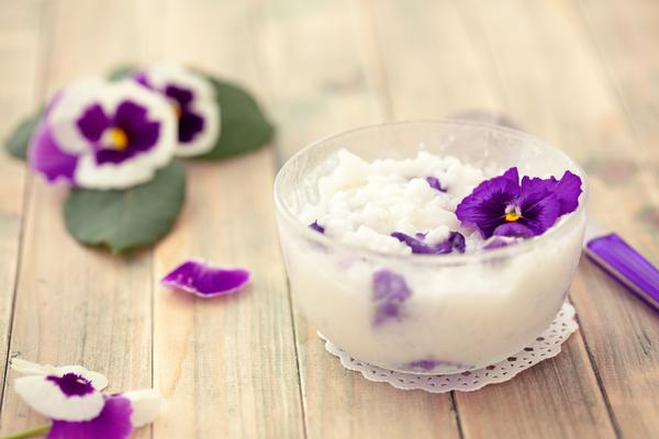 risotto violette