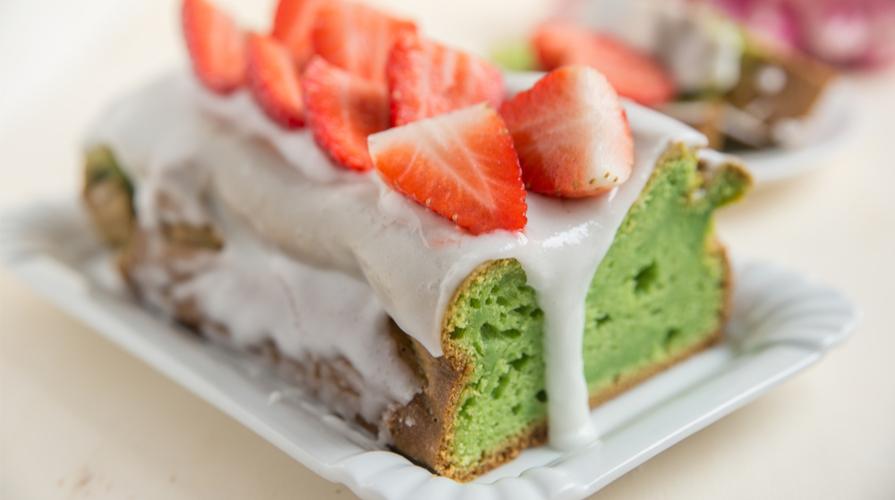 torta avocado