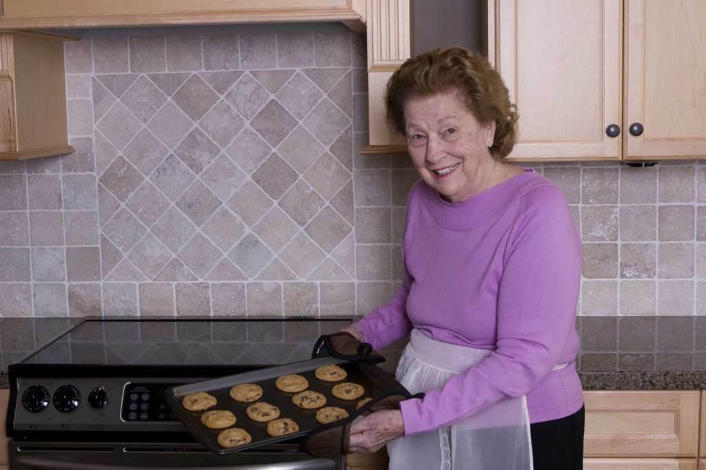 suocera in cucina