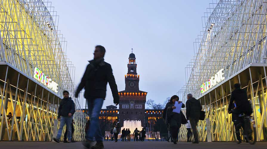 News Expo Milano 2015
