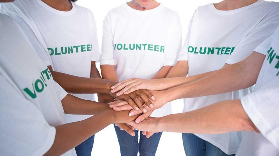 Volontari ad Expo