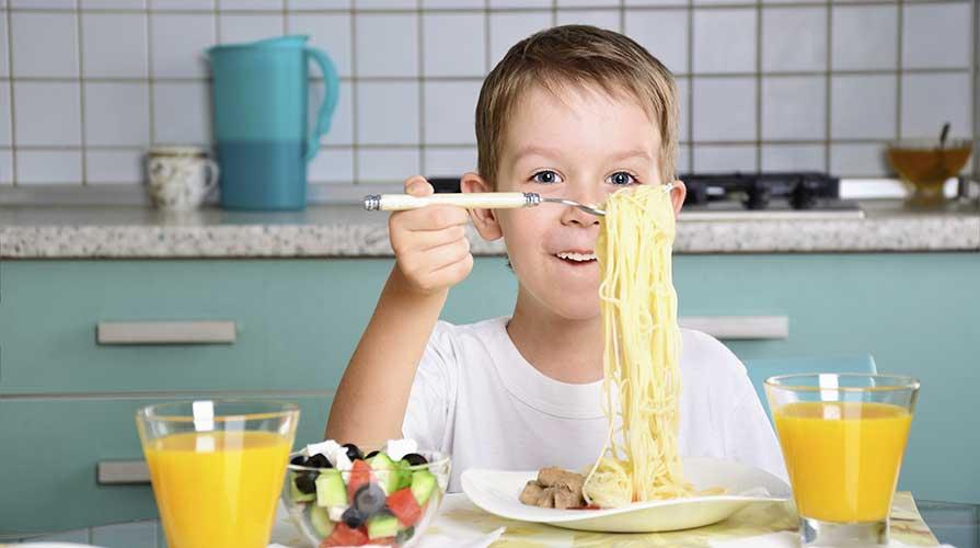 Alimentazione infantile