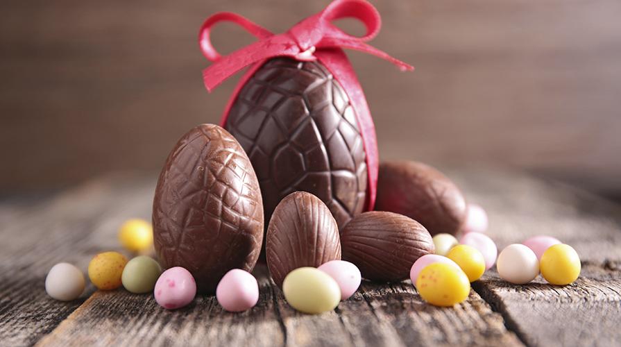 riciclare le uova di Pasqua