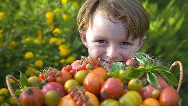 Corretta alimentazione infantile