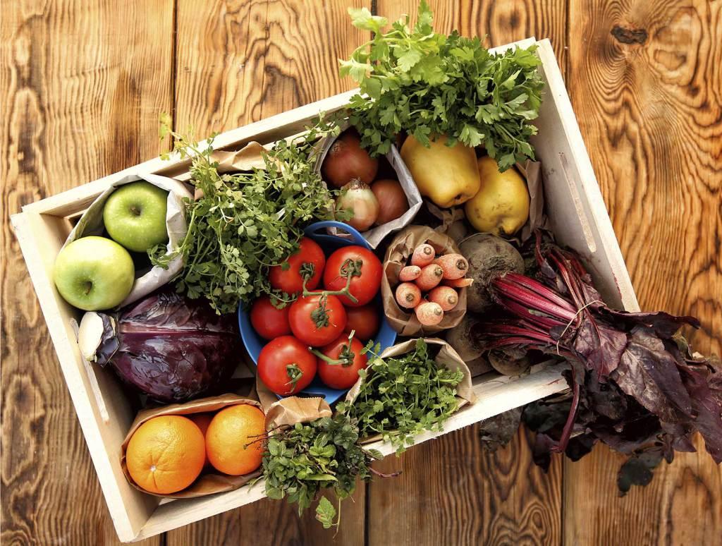 App per frutta e verdura