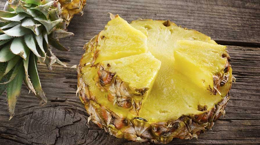 Ananas brucia i grassi
