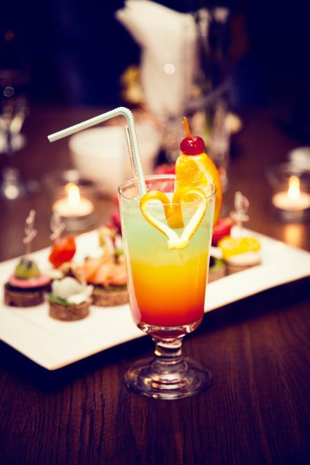 Aperitivo cocktail