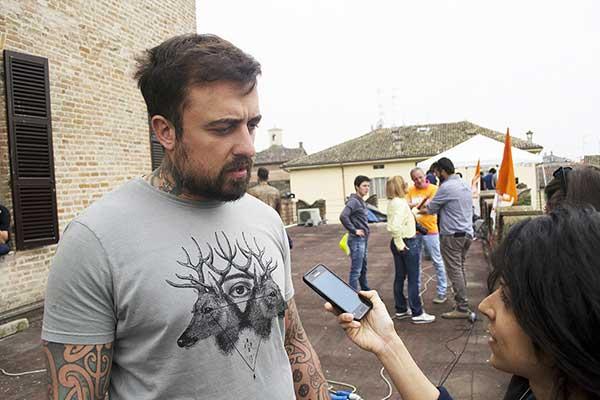 Chef Rubio intervista
