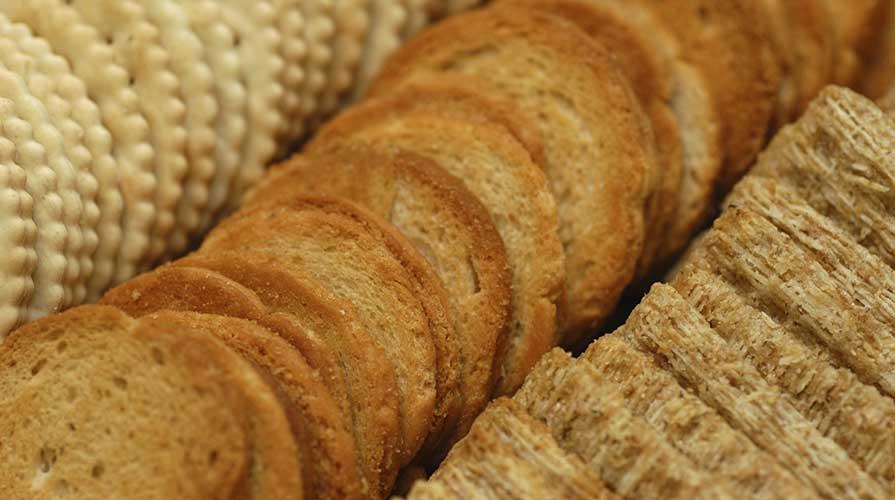 Fette biscottate senza olio di palma