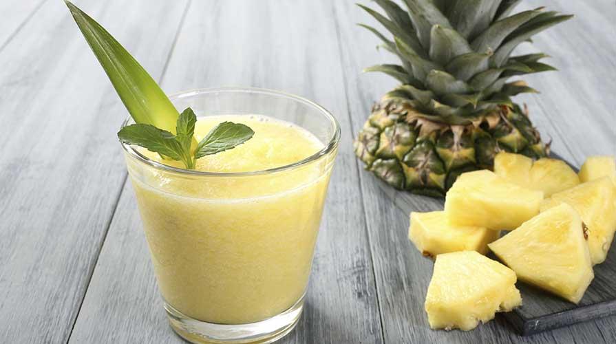 Centrifugato di ananas