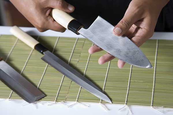Coltello per il Sushi