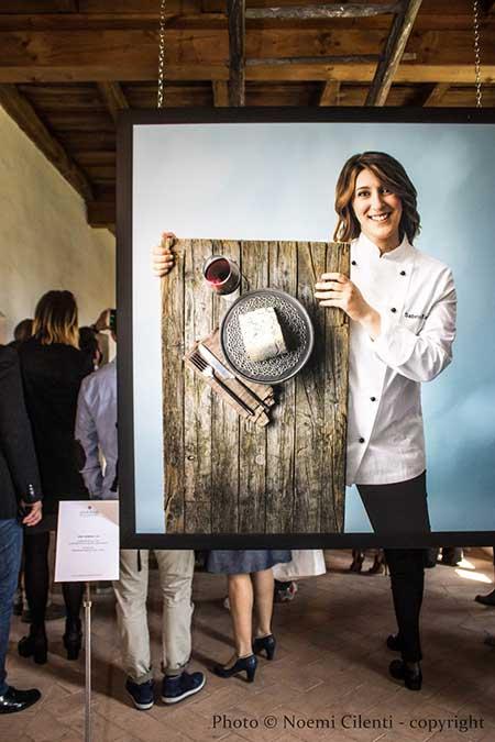 giovani chef e fotografi all'Accademia Internazionale