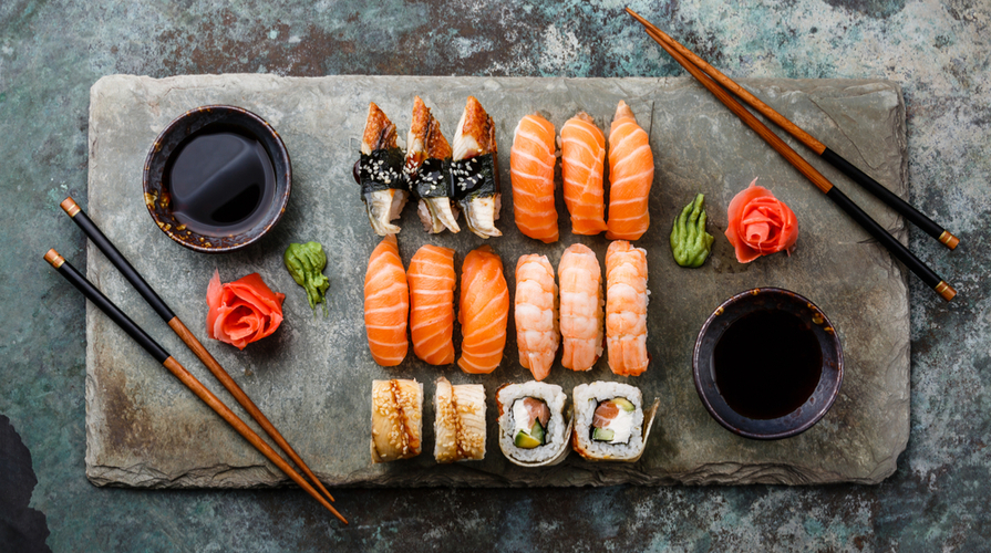 Pesce per sushi