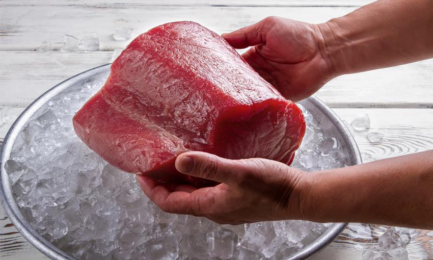 tonno per sushi