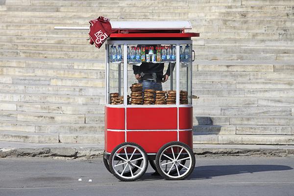 Europe street food