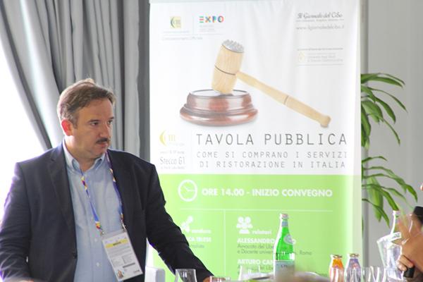 Luca Telese ad Expo