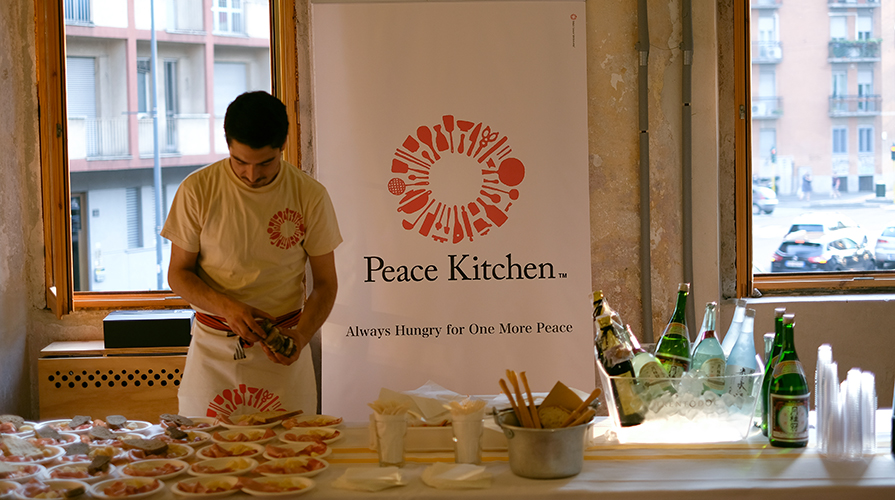 Peace Kitchen