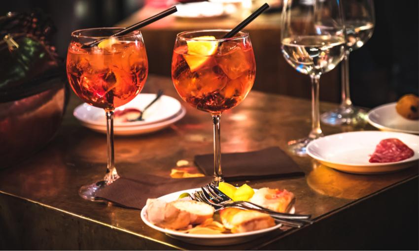 aperitivo alla milanese