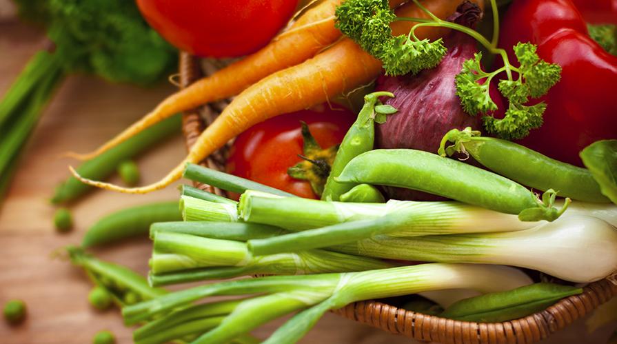 Cucinare le verdure