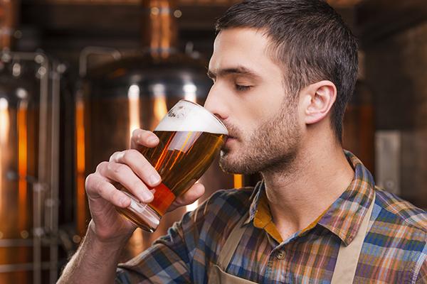 Degustare una birra