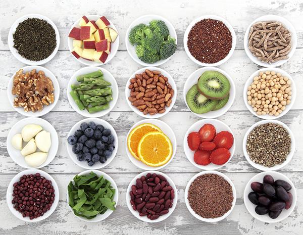Frutta e legumi