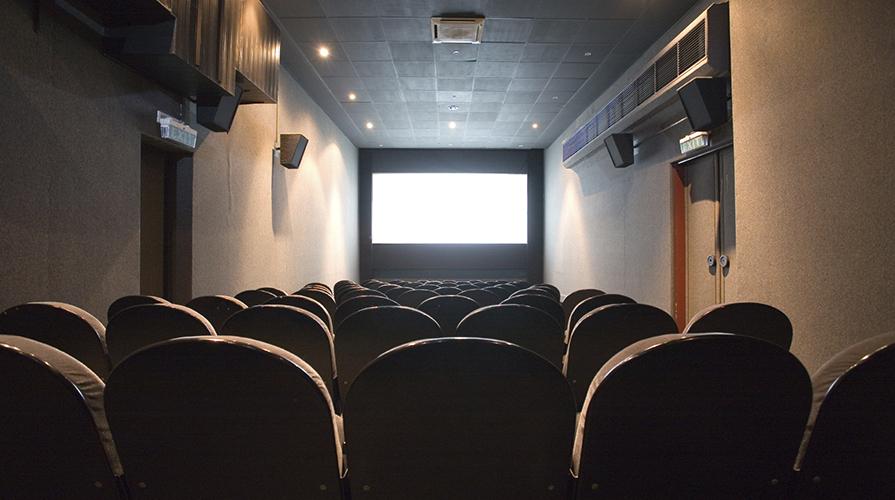 Sala cineclub