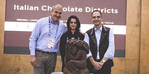 Elisa Corallo, Cluster Cacao e Cioccolato