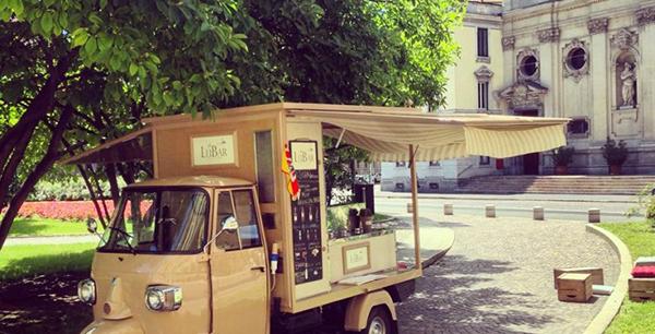 Lu Bar Food Truck
