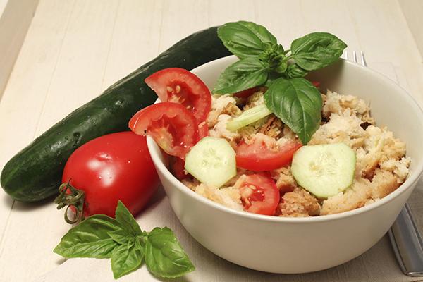 Panzanella la ricetta