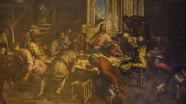 Ultima Cena Tintoretto