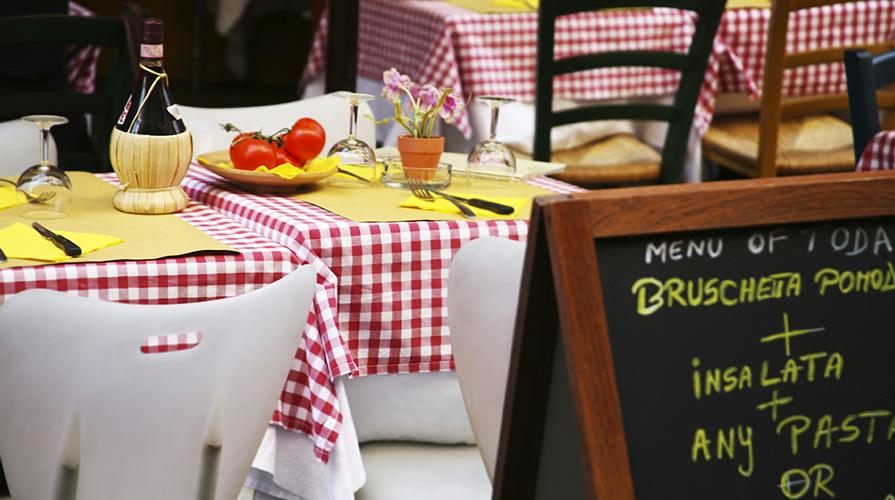 Aprire un ristorante all'estero