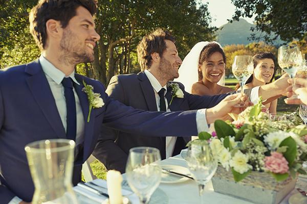 Brindisi matrimonio