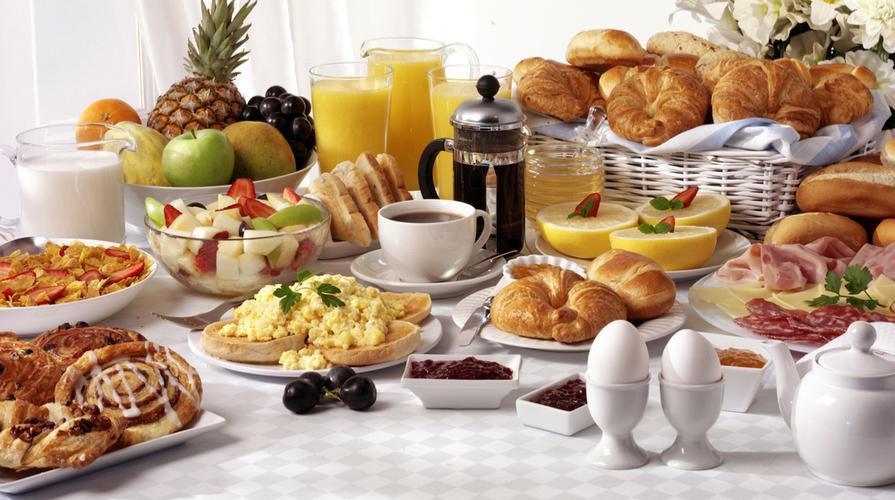 ricette per la colazione