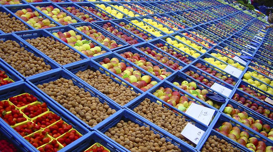 Commercio alimenti