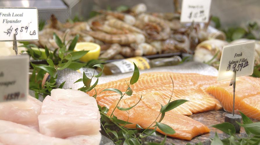 Conservare il pesce