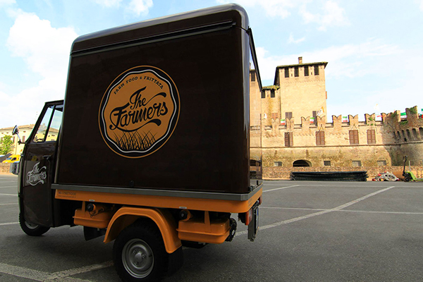 The Farmers food truck