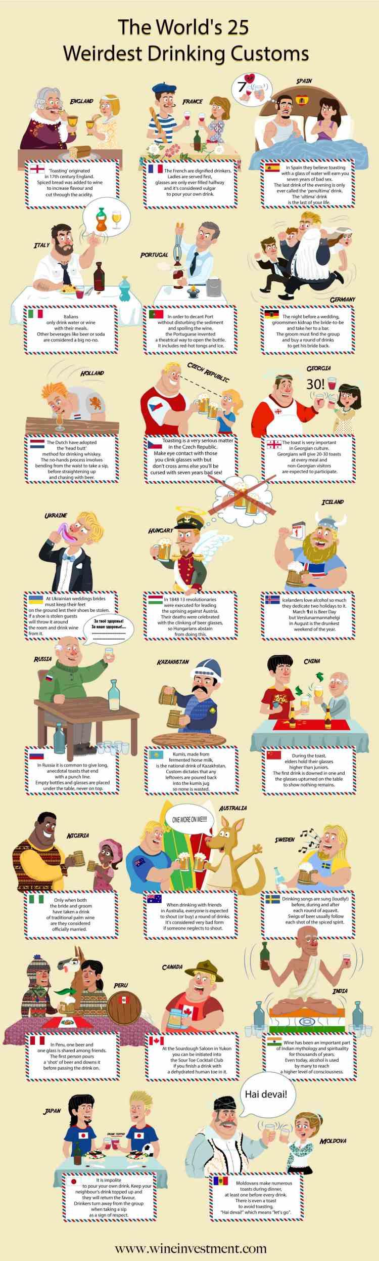 frasi per brindare infografica